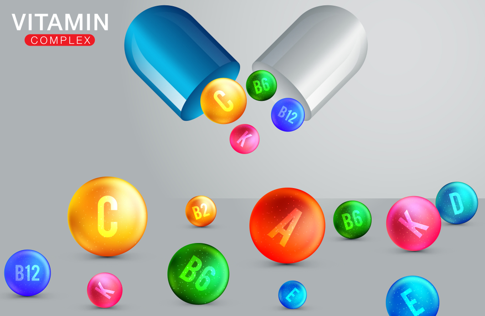 một số loại vitamin có thể giúp thuyên giảm tình trạng táo bón