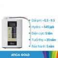 Máy lọc nước iON kiềm Atica Gold có tốt không