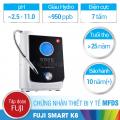 Máy lọc nước ion kiềm Fuji Smart K8 chính hãng