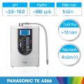 Máy lọc nước ion kiềm Panasonic TK-AS66 chính hãng